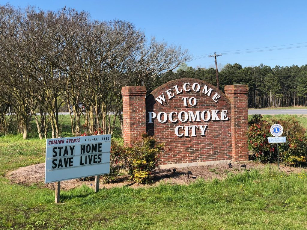 Pocomoke Wellness Check with Events and Downtown Coordinator, Karah Lacey