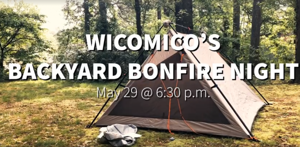 Wicomico Recreation and Parks Hosting Backyard Bonfire Night