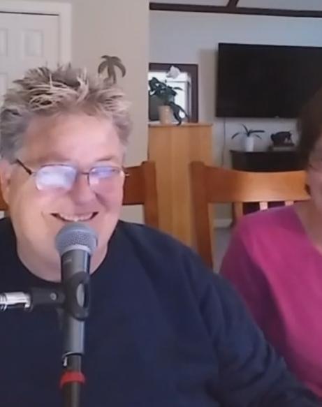 Quarantine Karaoke with Shelley Abbott of Trappe