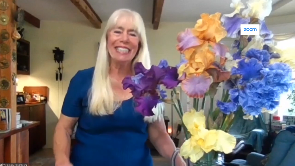 Gardening with Ginny: How to Properly Maintain Iris Flowers