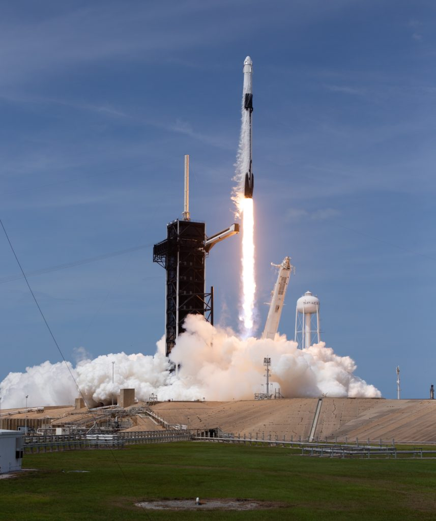 Former Apollo Engineer Discusses SpaceX Dragon Capsule Launch