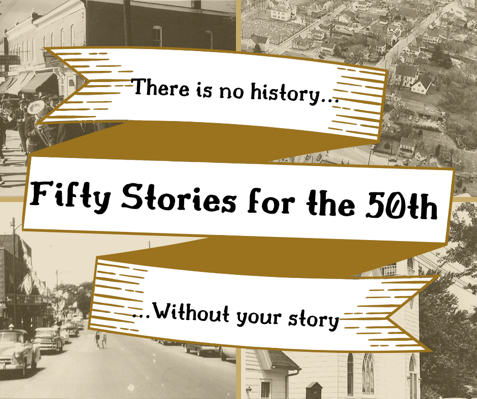 "Milton Historical Society Sharing ""Fifty Stories for Their Fiftieth"" To Celebrate Golden Anniversary"