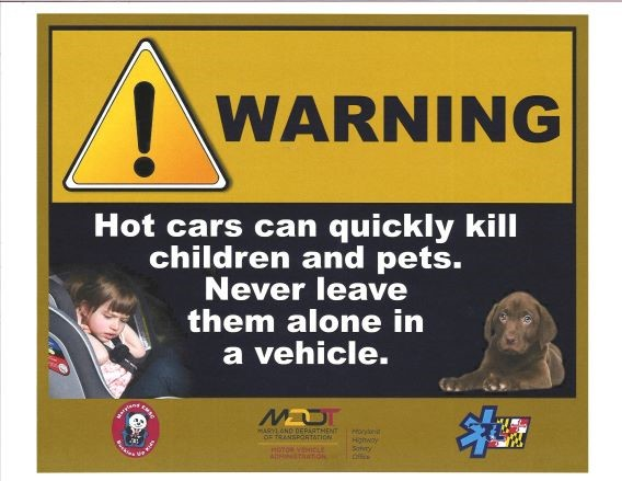 Dr. Kerry Forrestal of PRMC Shares How Leaving Child or Pet in Car Can Be A Fatal Decision