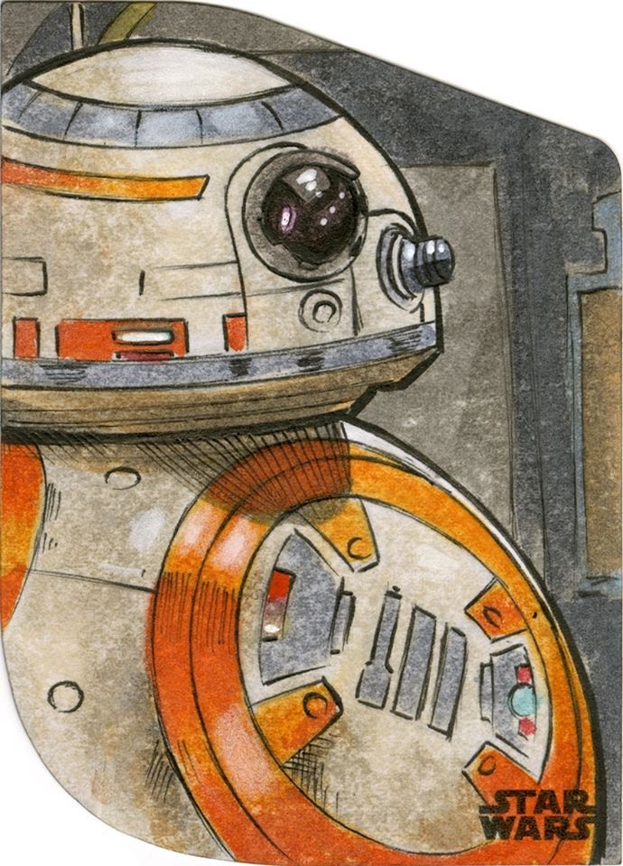 Local Artist, Brad Hudson, Creates Work For Star Wars, Marvel and More
