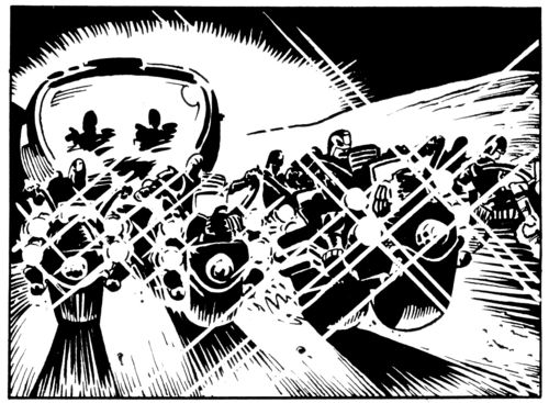 Judge Dredd panel 3