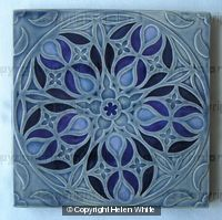 Large Malvern Tile - Square