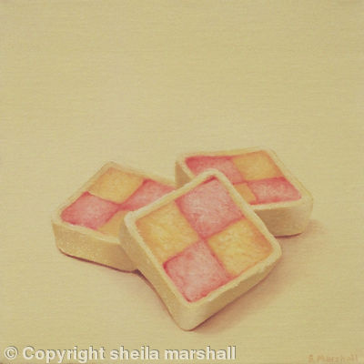 3 Slices Battenburg