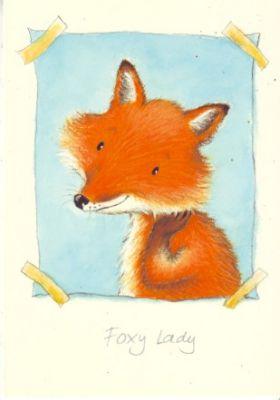 Foxy - Foxy