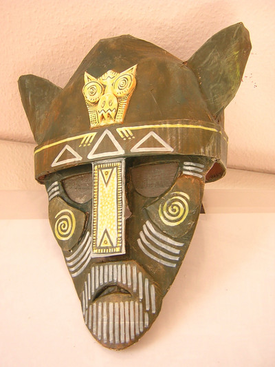 viking mask