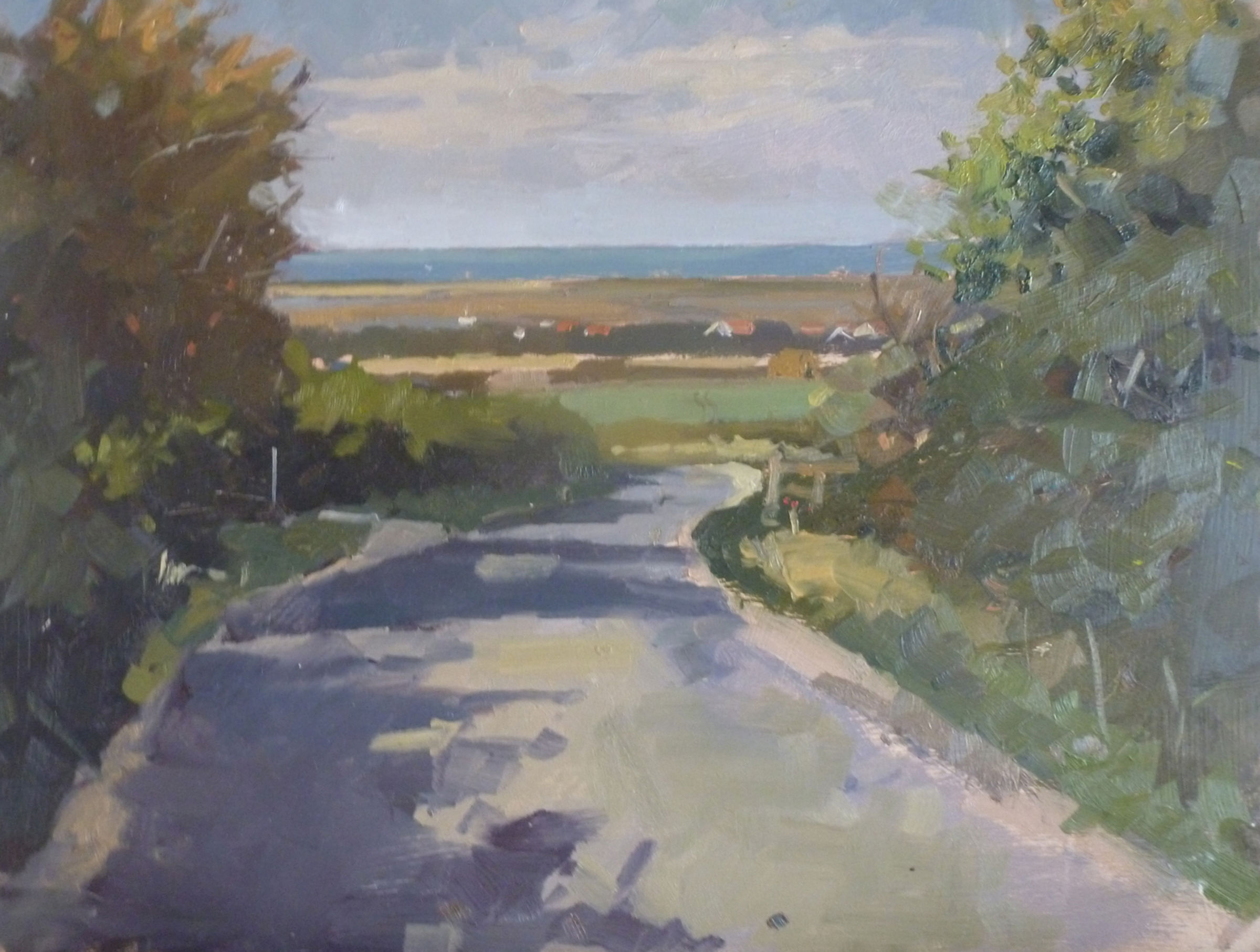 Lane to Brancaster