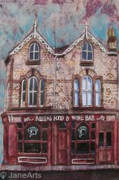 kieth's  wine bar