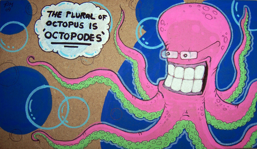 The Chudtopus