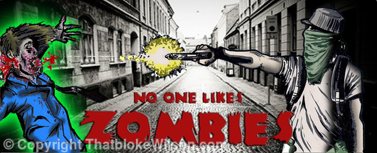 No one likes Zombies