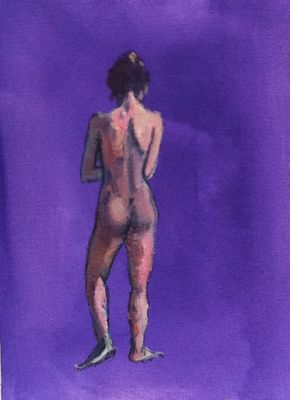 oil-sketch-purple-girl
