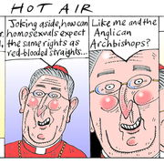 Cardinal (Hot Air, The Observer)