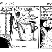Action! (Urban Fox, Financial Times)