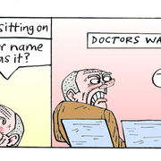 Chair (The Hypochondriac, The Sunday Times)