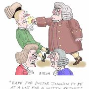Doctor Johnson (Private Eye)