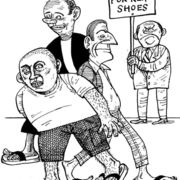 Real Shoes (Private Eye)