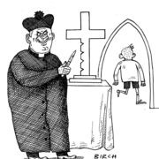 Priest (Private Eye)