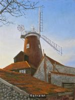 The Mill at Cley-next-the-Sea