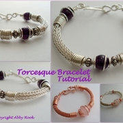 Torcesque Bracelet Tutorial