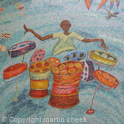 Barbados Floor Gallery: Drummer