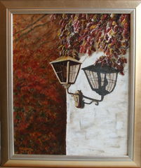 Autumn Lamp