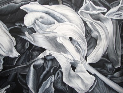 Tulipmania 19 - Black & White