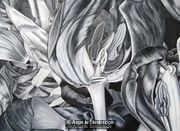 Tulipmania 5 - Black & White