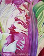 Abstract Tulip 4