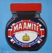 Jubilee Limited Edition Jar of Marmite