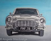 Aston Martin DB5 James Bond Car