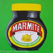 Jar of Marmite - Green