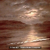 Moonlight over Giltar      (SOLD )