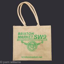  Brixton Shopping Bag