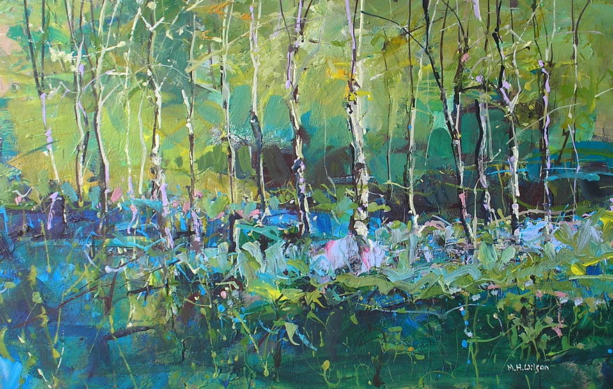 Bluebell Paintings For Sale Uk