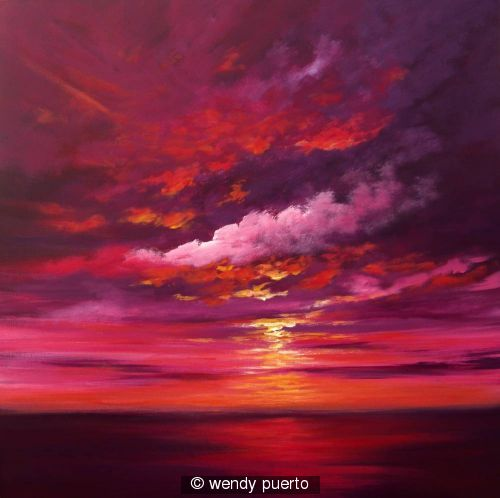Damson Skies SOLD
