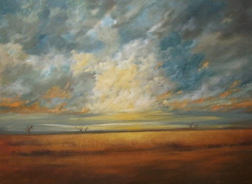 Norfolk Skies SOLD