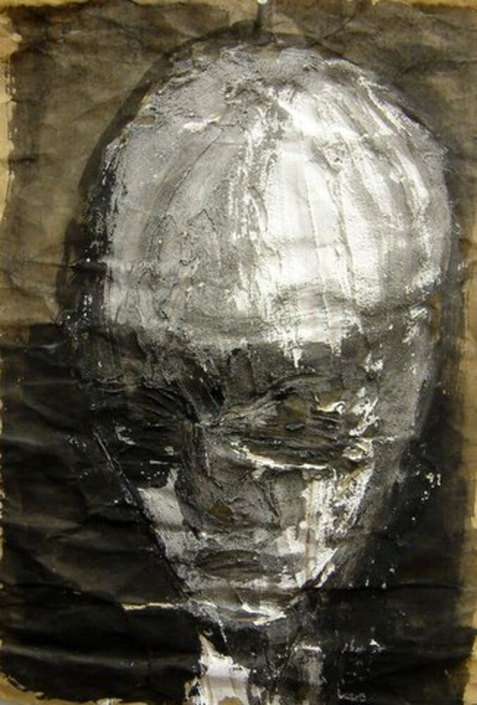 Melancholy Head 5
