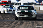 Vintage Camaro vs. Trans Am