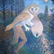 Owl Moon (Itchen Valley Transformations)