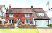 Harpenden Cottage Watercolour