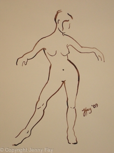 Dancer III