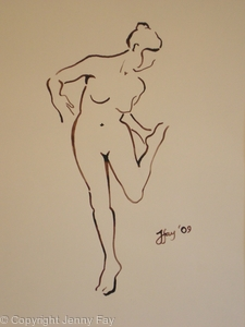 Dancer VIII