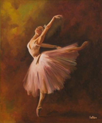 andrew atroshenko ballerina painting related keywords