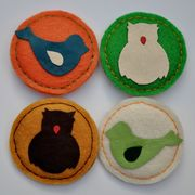 4 pack neutral - Chirp, Owlets