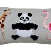 Animal Fair (Panda) Cushion