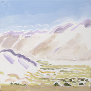 Desert Canyon (part II of diptych)