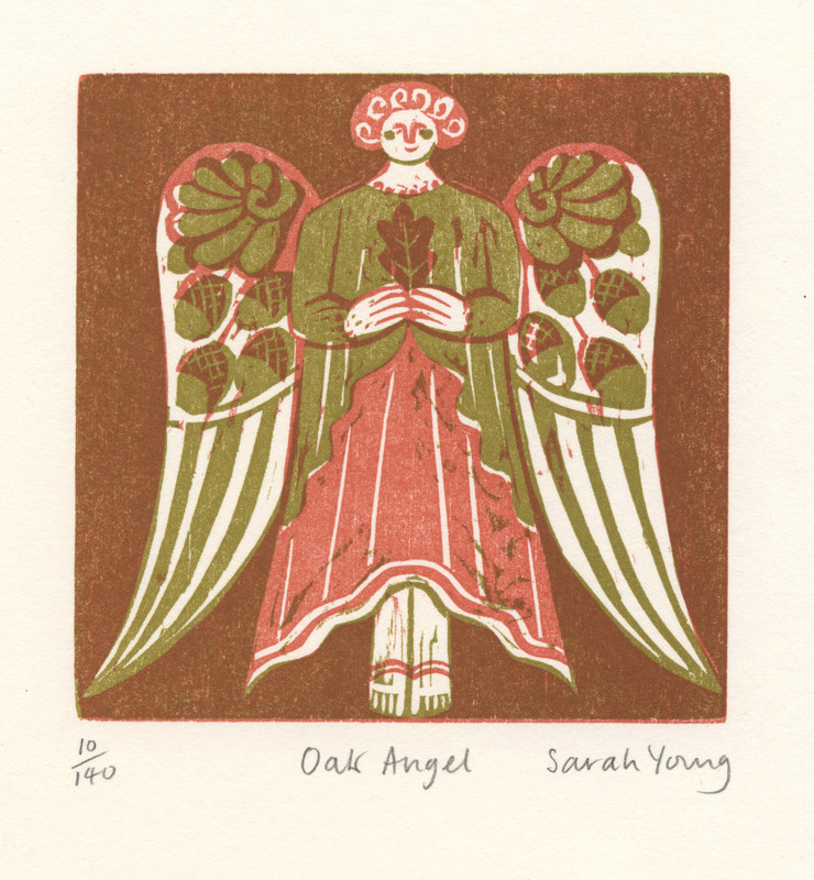 Oak Angel